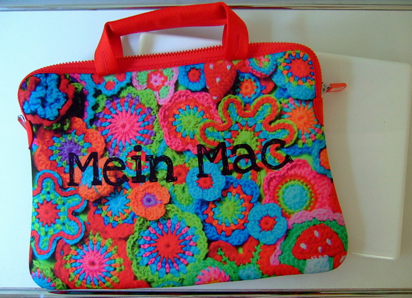 Be pretty by Beate: Tolle Laptoptasche