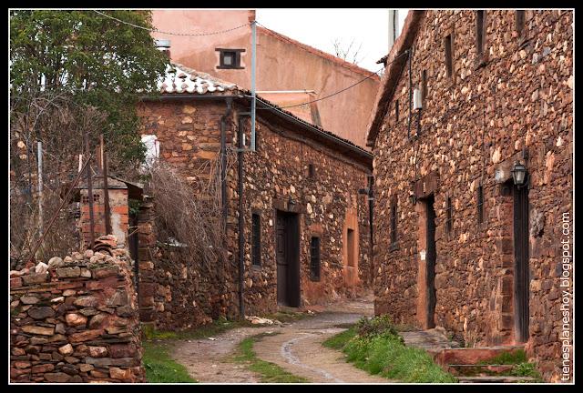 Arquitectura roja Madriguera