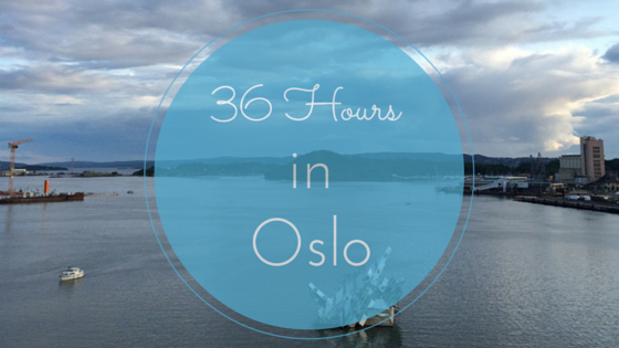 long weekend in oslo