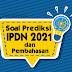 SOAL PREDIKSI IPDN 2021 DAN PEMBAHASAN (PLUS MATERI BELAJAR)