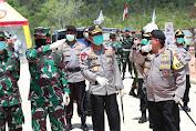 Panglima TNI :Rumah Sakit Khusus Corona di Pulau Galang Sudah Mencapai 78 Persen