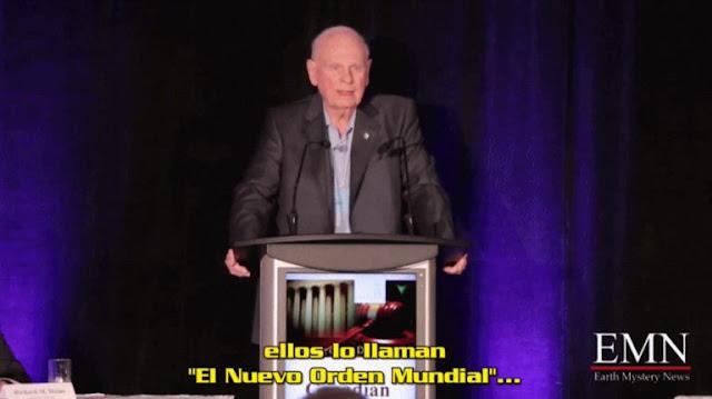 """Paul Hellyer: """"El Objetivo Final es un Nuevo Orden Mundial"""""""