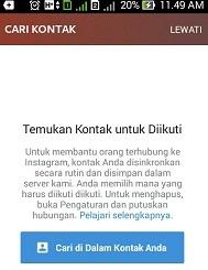 Cara Bikin Akun Instagram Terbaru 2018