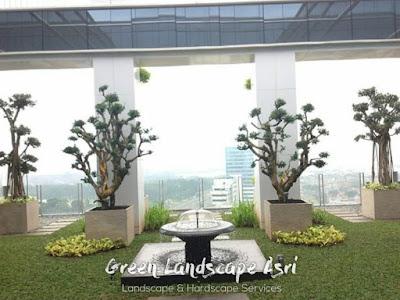 20 Ide Taman Atap Yang Unik Bisa Anda Coba (Roof Garden)