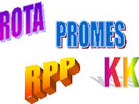 Perangkat Pembelajaran Prota Promes RPP KKM Bahasa Indonesia K13