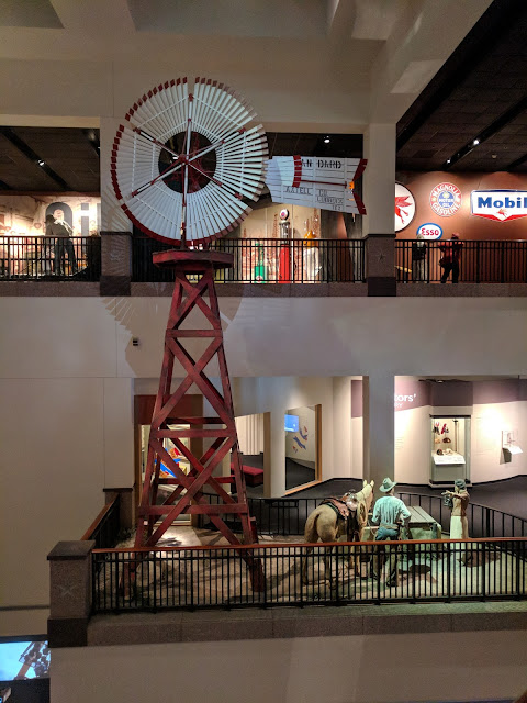 Bullock Texas State History Museum by Musings of a Museum Fanatic