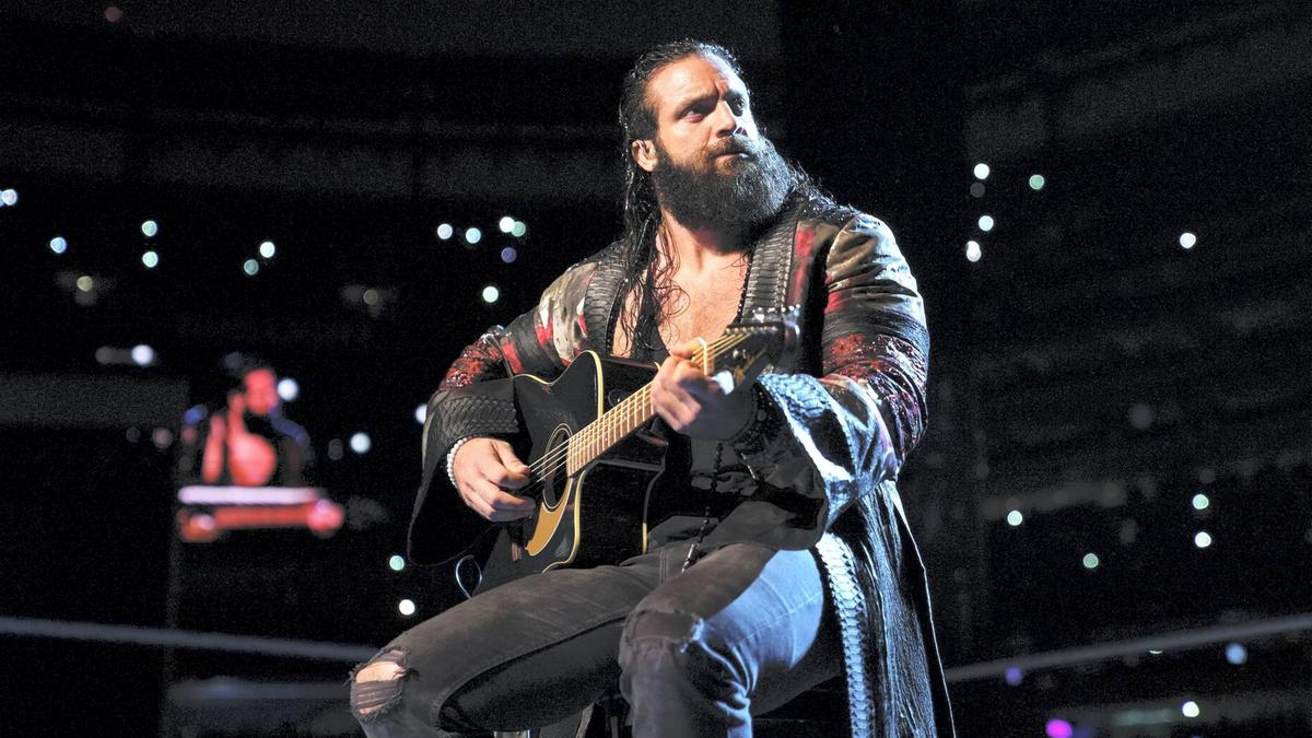 John Cena Sr explica o porquê a WWE deveria demitir Elias
