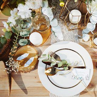 Ślub w stylu boho wedding - zachwycające dekoracje