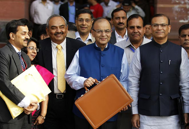 Union budget 2018-19 presented by Finance Minister Arun Jaitley