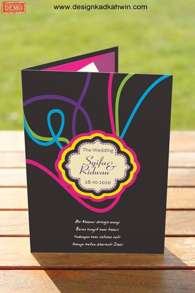 gambar kad kahwin