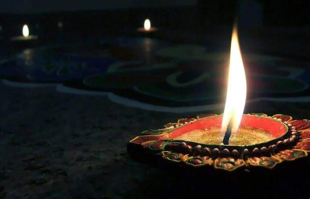 diwali light image