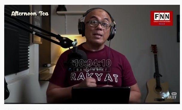 Duga Penangkapan Munarman untuk Lemahkan Habib Rizieq, Arief: Ini Sudah Direncanakan Sebagai Satu Kesatuan untuk Pelemahan