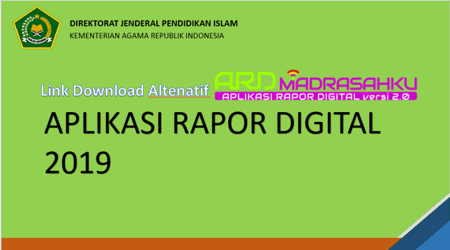 Alternatif Link Download VDI ARD Terbaru Support Migrasi Database