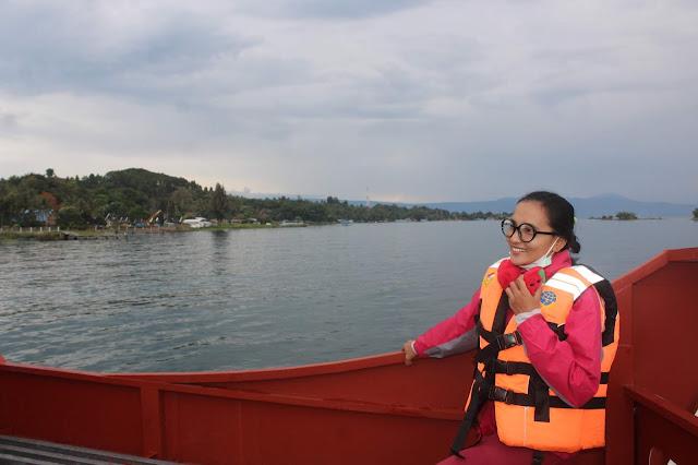 Fasilitas dan Infrastruktur Pariwisata Danau Toba Mulai Digarap Investor