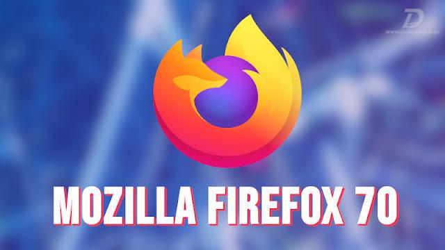 Mozilla Firefox 70 é lançado com Enhanced Tracking Protection ativado por padrão