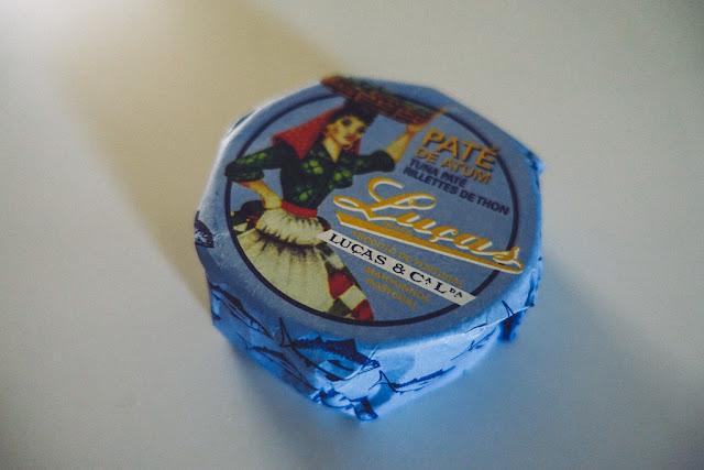LuçasのPaté de Atum Picante