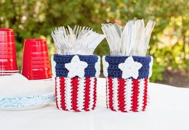 Free Memorial Day crochet patterns