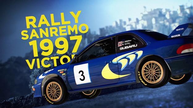 The legendary 1997 Subaru Impreza