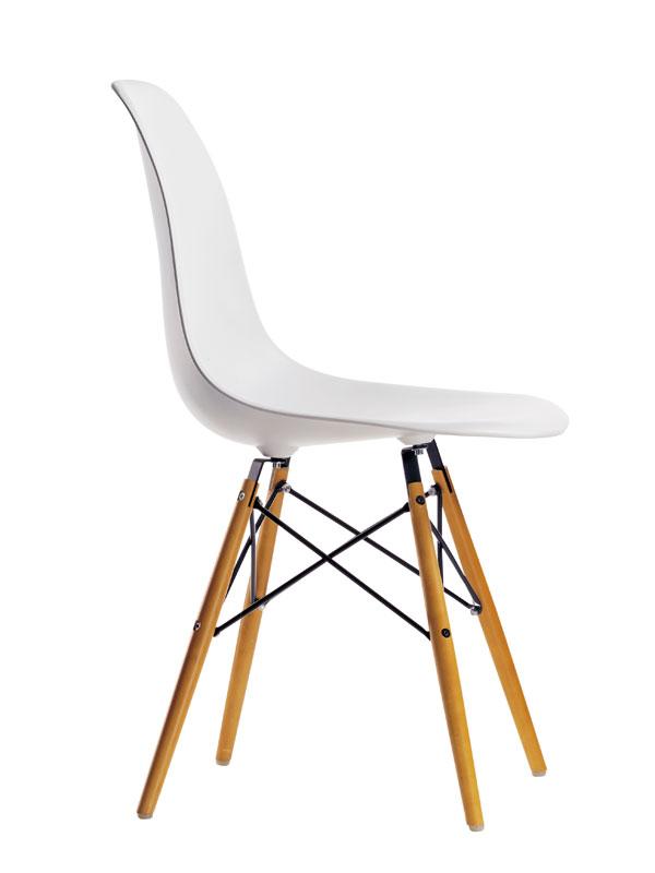 Diseos que No Caducan: Plastic Chair DSW