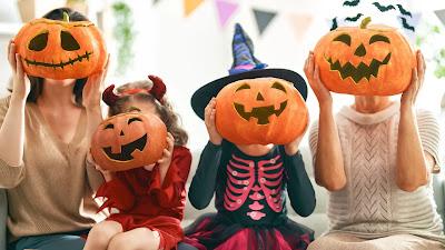 Disfraces de Halloween originales para pasarlo genial