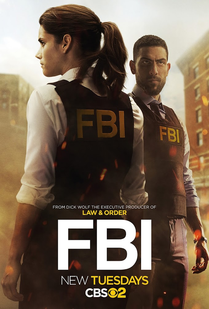 Recommended American TV series-【FBI】