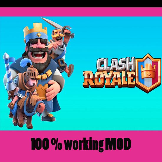 clash royale mod