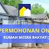Permohonan Online Rumah Mesra Rakyat 2021 Untuk Golongan B40