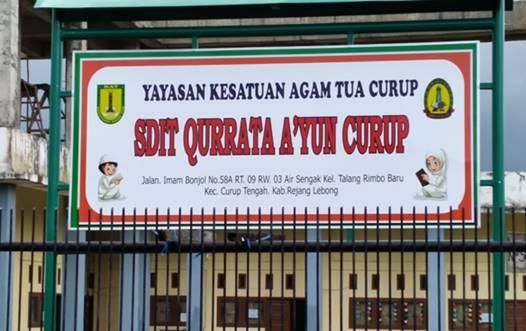 Yayasan KAT Curup SDIT Qurrata A'yun
