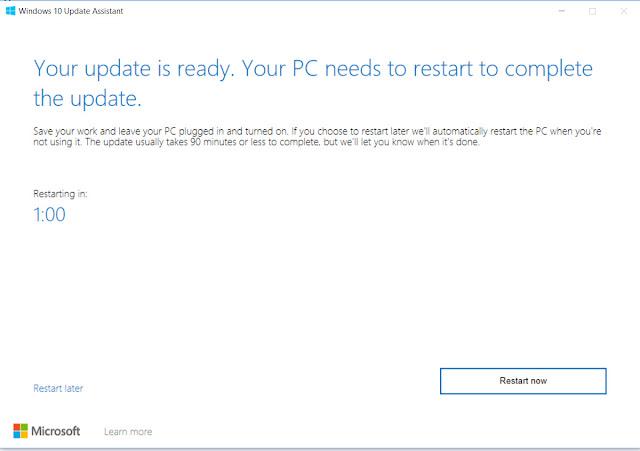 อัปเดท Windows 10 May 2019 1903 5