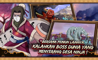Image 3 : Shinobi Heroes for Android