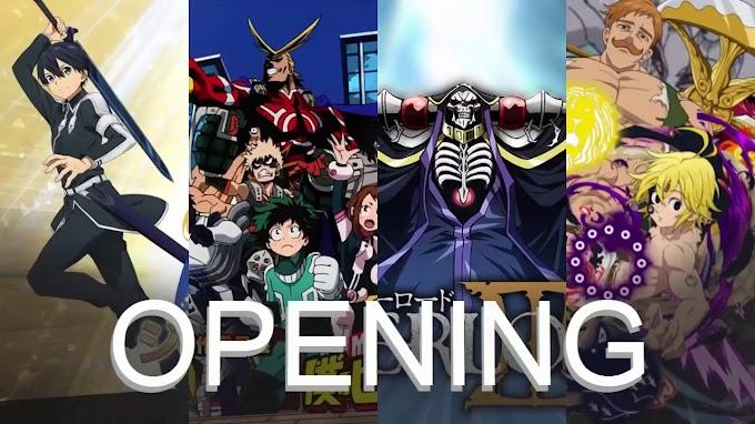 Una macroencuesta entre 130.000 japoneses, eligen los mejores openings del anime