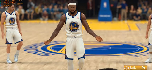 NBA 2k19 20th Anniversary Edition PC Game Download