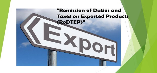 What is RoDTEP merchandise export scheme ?