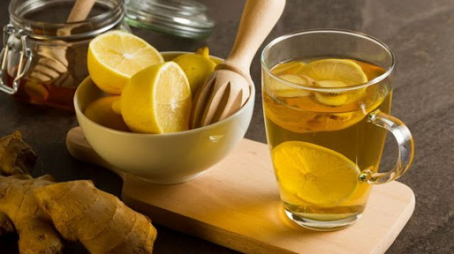 Resep Membuat Lemon Tea