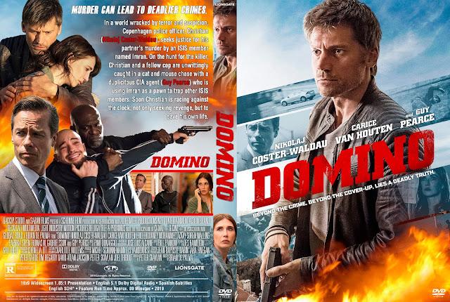 Domino DVD Cover
