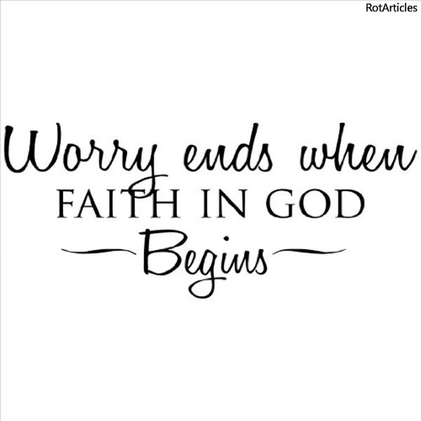 Always Believe in God