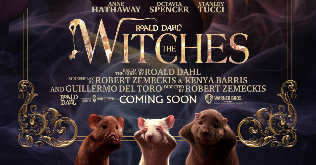 Movie Roald Dahl's The Witches (2020)