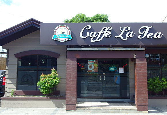 Caffe La Tea, Congressional Ave., Quezon City