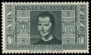 "Dante Aligheri Society ""Niccolo Machiavelli"""