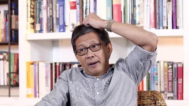 Negara Tidak Boleh Kalah? Rocky Sentil Jokowi Tak Ngerti Negara Hukum: Betul-betul Tak Pernah Membaca