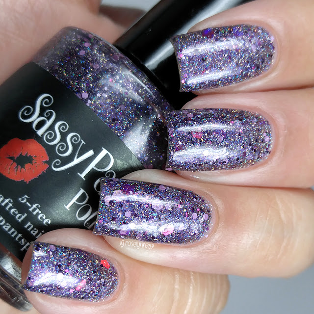 Sassy Pants Polish - Visions of Sugar Plums