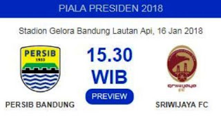 Persib vs Sriwijaya FC: Panpel Sediakan 28.000 Tiket, Sebagian Besar Sudah Terjual