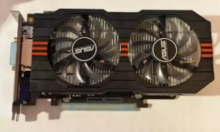 Graphics card for gaming PC under 10000