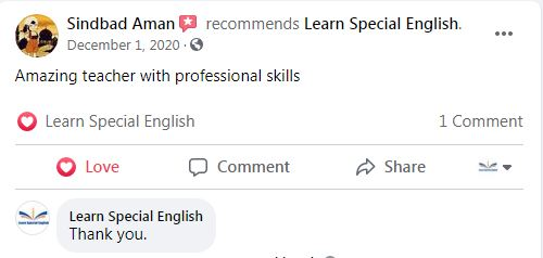 Online English Courses-student's review