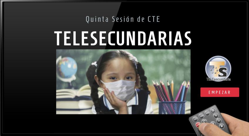 PRESENTACIÓN DE LA QUINTA SESIÓN DE CTE.