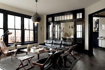 Chic Home Idea: Masculine interior design ideas