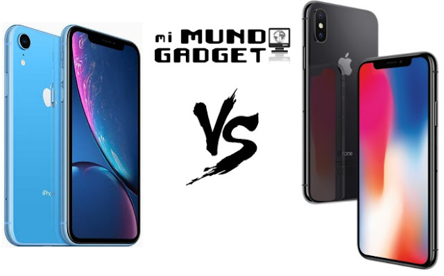 iPhone XR vs iPhone X: Comparativa
