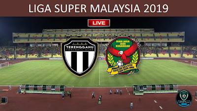 Live liga super 2019