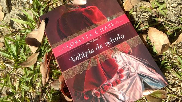 Resenha Livro Volúpia de Veludo