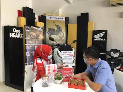 Astra Motor Kalimantan Barat Ikut Memeriahkan Festival Kue Bulan 2020